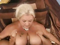 Chubby titty beauty fucks non stop