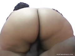 Huge bbw fatty banged by monster cock